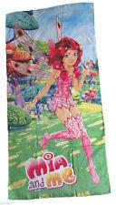 Kinder-Badetücher mit Bildmotiven für Mädchen