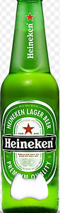 Heineken Bottle Opener / Bar Blade