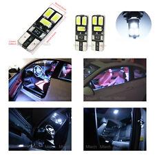Bombillas T10 led canbus para Bmw X5 X6 blanco no dan fallo en check control