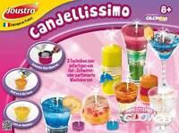 Joustra Candellissimo Bastelset Kerzen gießen Kerzenset Kerzenatelier ab 8 Jahre