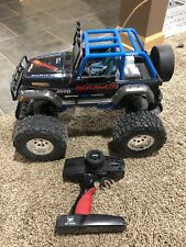 NEW BRIGHT RC JEEP RUBICON ROCK CRAWLER With Remote