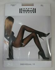 Wolford Individual 10 Tights XL Fairly Light 18382 4738