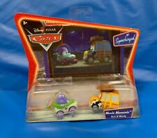Pixar Cars Supercharged Buzz & Woody