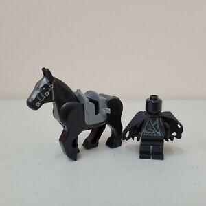 Lego Lord of the Rings 9472 - Ringwraith Nazul w/Horse - Minifigure