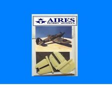Aires 1/48 Hawker Hurricane Separate Control Surfaces for Hasegawa kit # 4035
