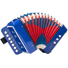 More details for horse button accordion 10 keys control kids accordion musical instruments for