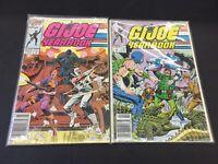 GI Joe Yearbook #3 & 4 Marvel Comics Combine Shipping