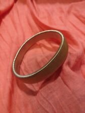 Tone Stretch Metal Bracelet Jewelry Fashion Vintage Spring Ring Arm Sleeve Gold