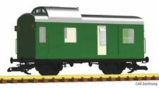 More details for piko dr pwg88 baggage coach iv pk37840 g gauge