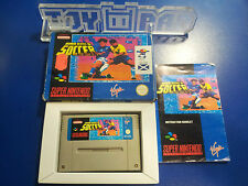 Dino Dini's Soccer [PAL-EUR] - Super Nintendo