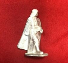 Rare Vtg Unpainted Kenner Star Wars Micro Collection Darth Vader Figure 1982 ⭐