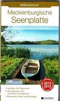 Mecklenburgische Seenplatte  - Entspannt entdecken und genießen