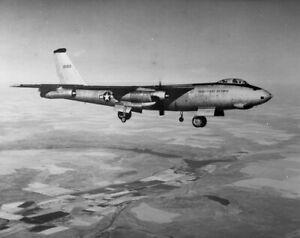 USAF, Boeing XB-47D Stratojet, 51-2103, LARGE size NEGATIVE (COPY)