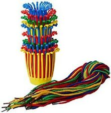 Play & Discover Basket Weaving 10 Baskets 3 Sizes with 35 Laces CX7544