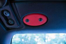 Mazda MX-5 Miata NA NB Sun Visor cover Visor blanking plates delete (colors)