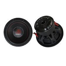 "MASSIVE AUDIO SUMMOXL154 3000 Watt 15"" Inch Car Subwoofer - Open Box (Complete)"