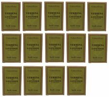 Crabtree and Evelyn Verbena Lavender Soap. Lot of 14 each 1.25oz bars.