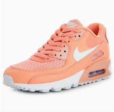 1257cf611a5 Nike Air Max 90 SE Womens Trainers UK 6 (EU 40) Coral