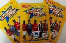 3 Packets Shoot Out Premier League 2006-2007 Trading Cards Unopened Sealed