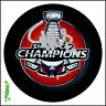 CHRISTIAN DJOOS AUTOGRAPHED SIGNED 2018 STANLEY CUP CHAMPS PUCK CAPITALS JSA COA
