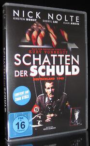 DVD - SCHATTEN DER SCHULD - DEUTSCHLAND 1945 - NICK NOLTE + ALAN ARKIN ** NEU **