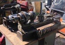 """Hardinge Elgin Metal Lathe 9"""" Collet Machinist Tool Room Watchmaker Jeweler"""