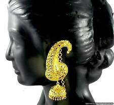 Kaan Jhumka Jhumki Earrings set Gold Plated Beauti Ethnic Designer Jewellery