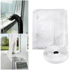 4M Air Lock Stop Window Seal Cloth For Mobile Air Conditioners Tumble Dryer Home