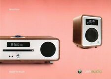 RUARKAUDIO - Made for Musik - Broschüre Lautsprechersysteme - B3808