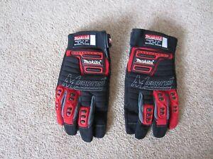 MAKITA MAKFORCE 2 Gloves. Brilliant work glove for power tools.. Makita Gloves