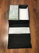 "Gucci Empty Gift Box With Dust Bag 9""x5""x2"""