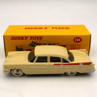 DeAgostini 1:43 Dinky toys 191 Dodge Royal Seden Diecast Models Collection