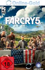 Far Cry 5 - PC Uplay Ubisoft Jeu Code de téléchargement - Seulement pour l'UE FR