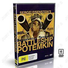 Battleship Potemkin (1925) : New DVD
