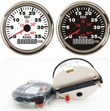Waterproof GPS Digital Speedometer Odometer Gauge For Car Truck Blue Backlight