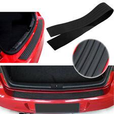 Car Rear Bumper Protector Strip Trunk Sill Trim Cover Scratch Plate Guard 90cm
