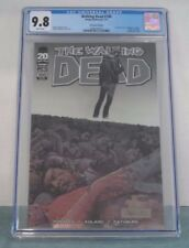 THE WALKING DEAD # 100 Chromium Edition CGC 9.8 1st Negan/Death Of Glenn