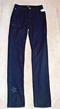 Womens BDG Girlfriend High Rise Black Jeans 27 NWT $79 Stars