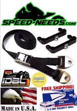 YAMAHA R6 R1 FRONT SUSPENSION LIMIT DRAG RACE LOWERING STRAP & BRACKETS 108mm