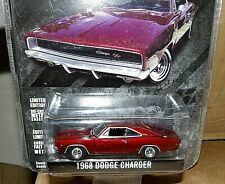 Greenlight 1968 dodge charger 100th Anniversary