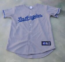 Vintage Majestic MLB Los Angeles Dodgers Jersey Size Youth M.