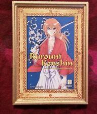 Anime Rurouni Kenshin Magnet Manga Traveling Wanderer Reverse Blade Sword