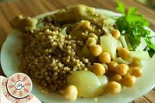 Authentic Palestinian Maftoul (Pearl Couscous) 500 G + Maftoul Spices
