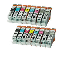16-Pack Printer Ink Tanks for CLI-42 w/ chip Pixma Pro100 Pro-100 Photo Printer