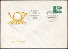 East Germany 1975, 25pf Definitives FDC #C14766