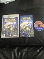 Starfox Adventures Nintendo GameCube 2002 juego PAL