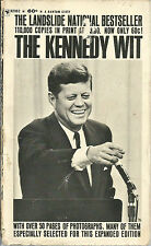 The Kennedy Wit by Bill Adler