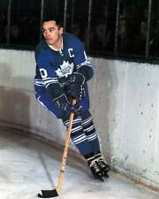 George Armstrong - Maple Leafs - 8x10 photo