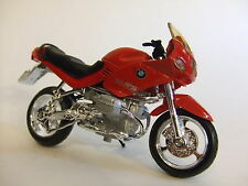 BMW R 1100RS RED motorcycle 1/18 R 1100 RS R1100RS R1100 R S Maisto