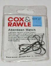Cox & Rawle Aberdeen Match Hook Angelhacken Size 1